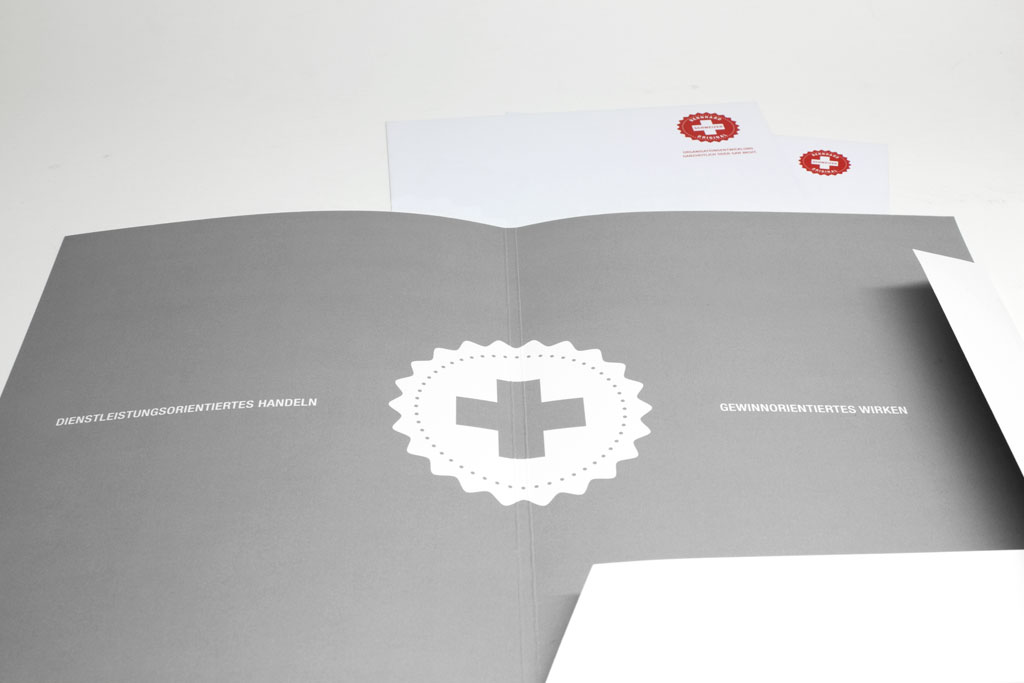 Bernhard Schweizer Corporate Design