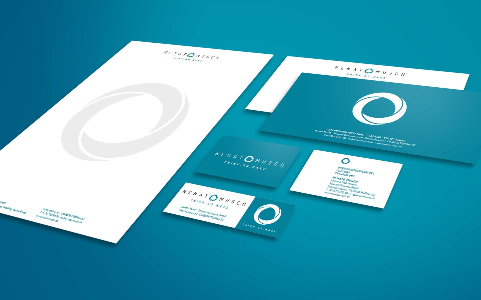 Renato Musch Coporate Design