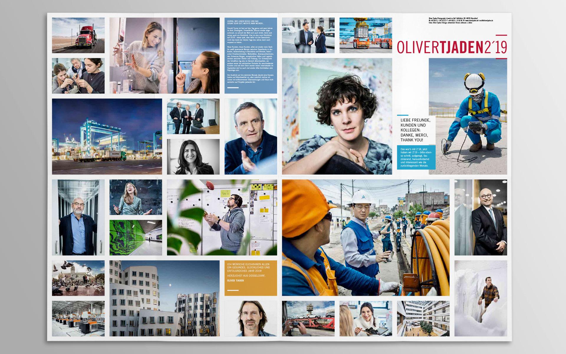 Newsletter Oliver Tjaden
