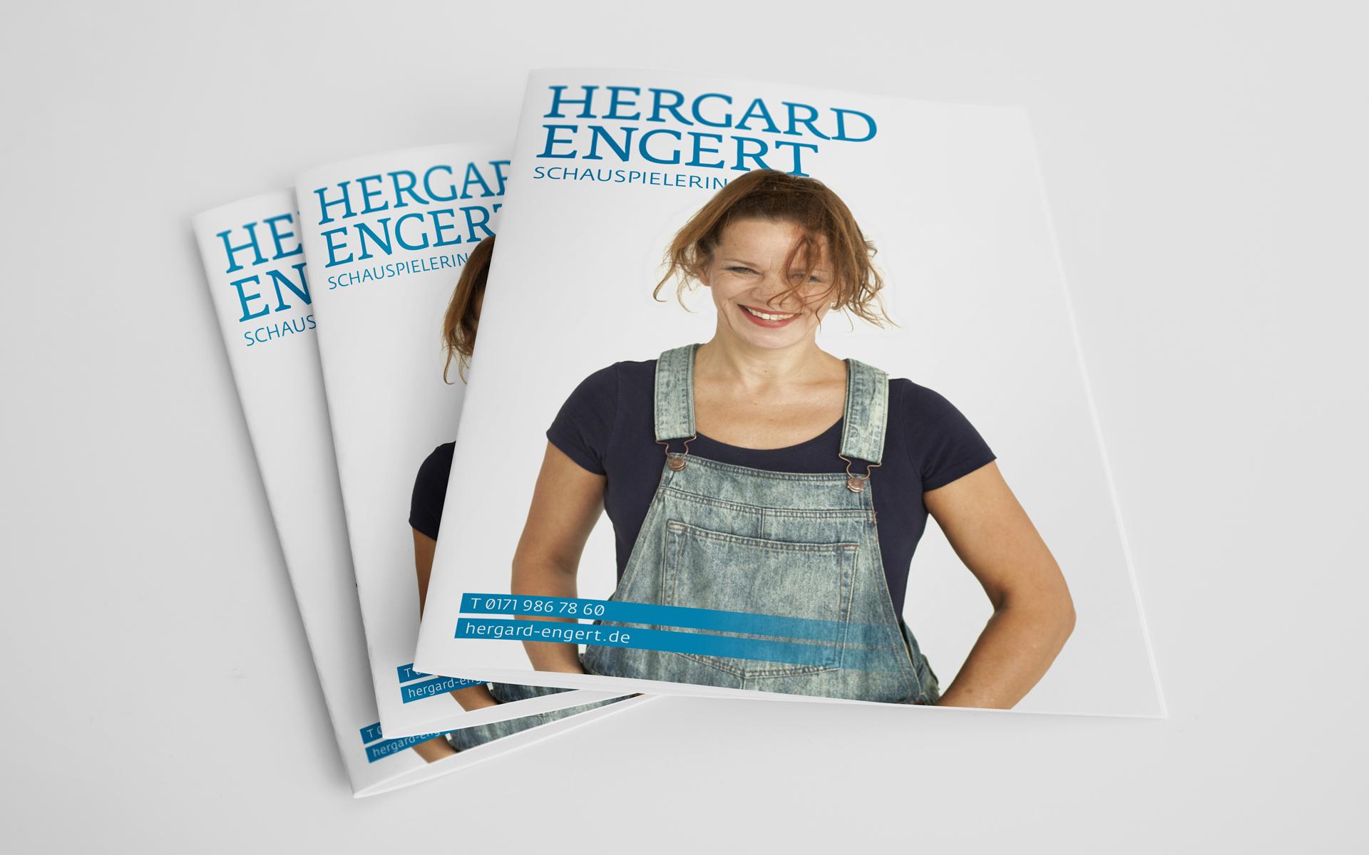 Folder Hergard Engert