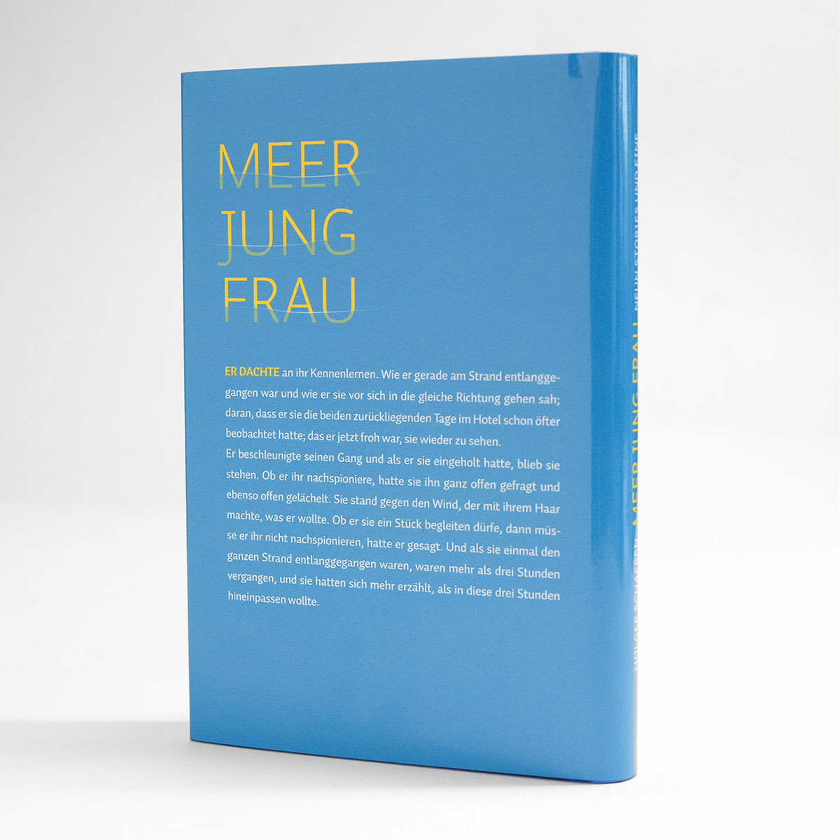 MeerJungFrau - Buch