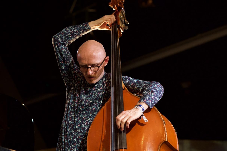 Emilio Gordoas MOVE-Quintet