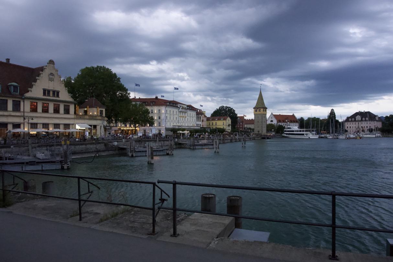 Sommerradtour Würzburg bis Konstanz
