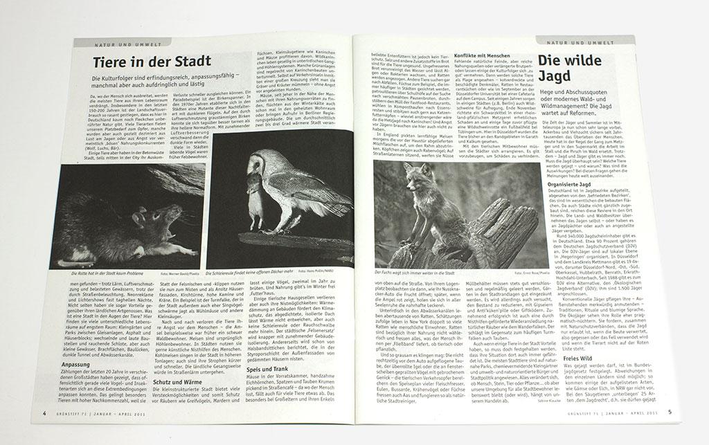 Grünstift – Umweltmagazin Düsseldorf