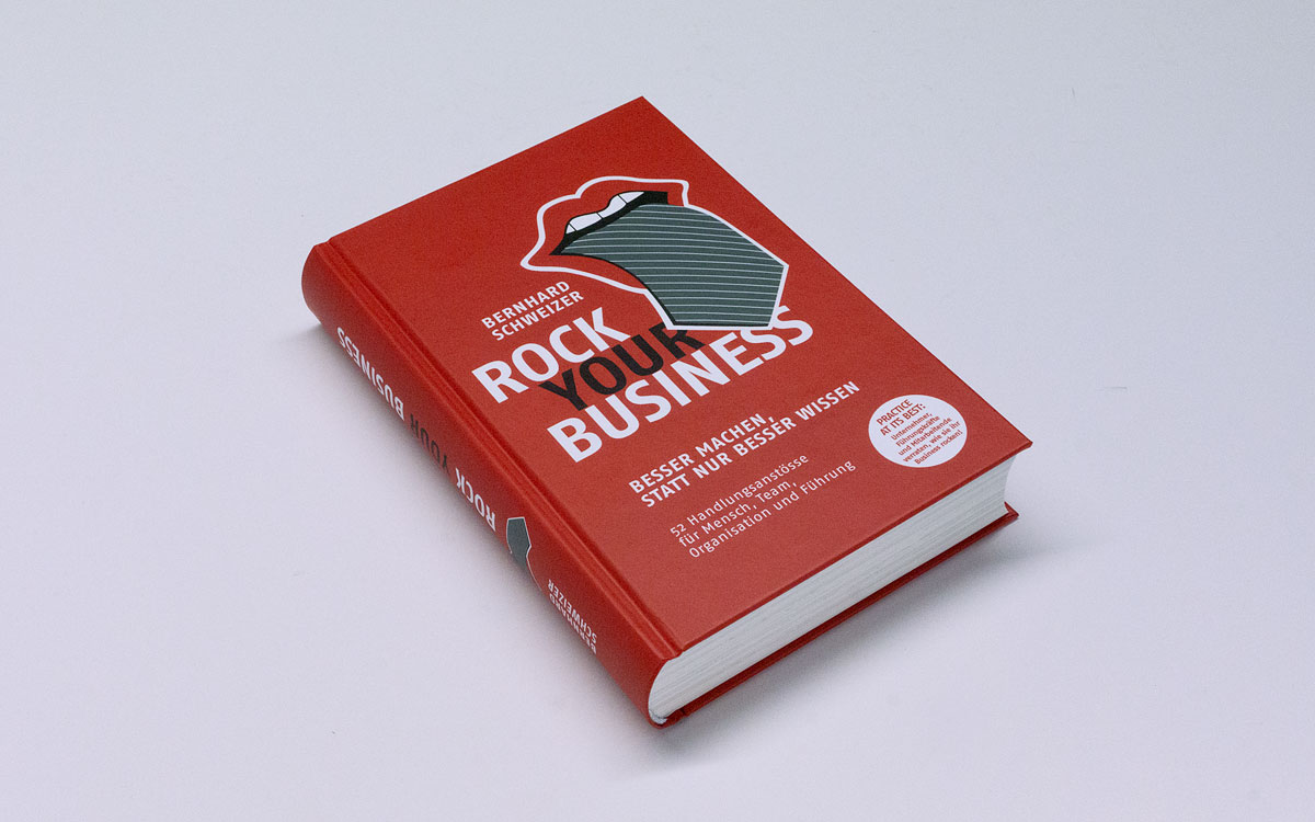 Rock Your Business – Buch