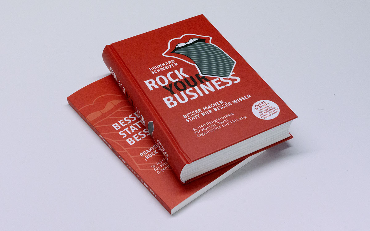 Rock Your Business – Buch plus Praxisheft